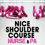 Nice Shoulder Course NURSE & PA