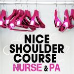 Nice Shoulder Course NURSE & PA